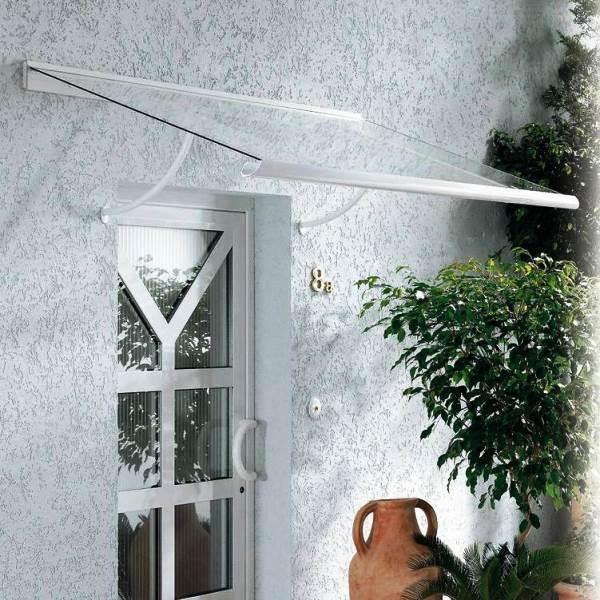 Pultvordach Schöllkrippen aus Aluminium AV311P
