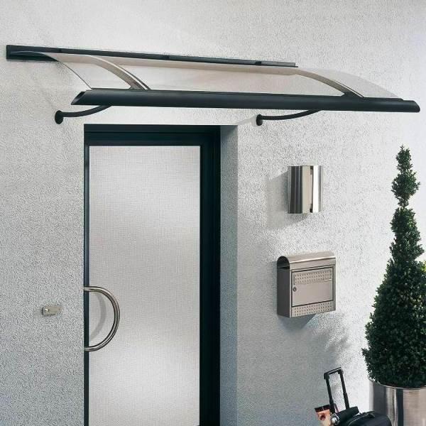 Pultvordach Schöneck aus Aluminium AV312P