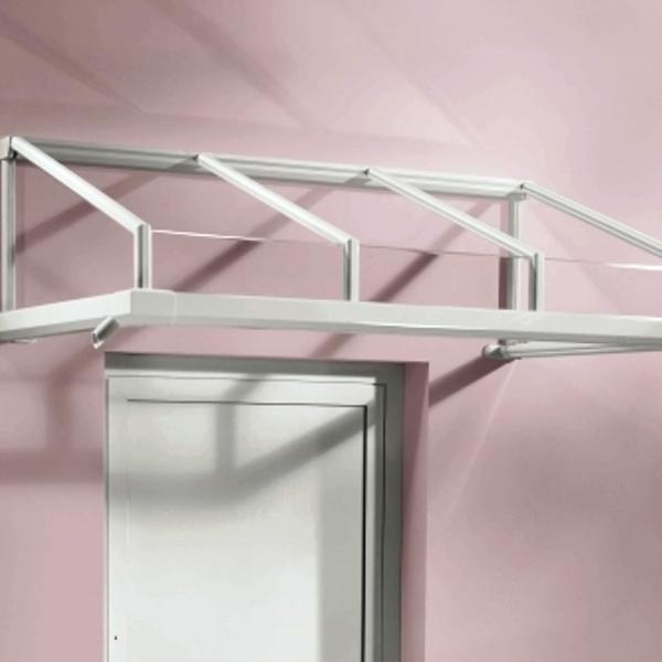 Pultvordach Dietzenbach aus Aluminium AA805P