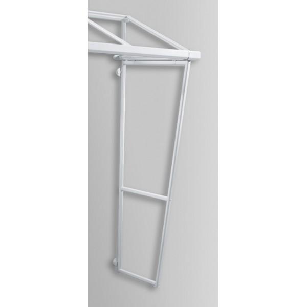 HAKU Giebelvordach aus Aluminium Design AA826G